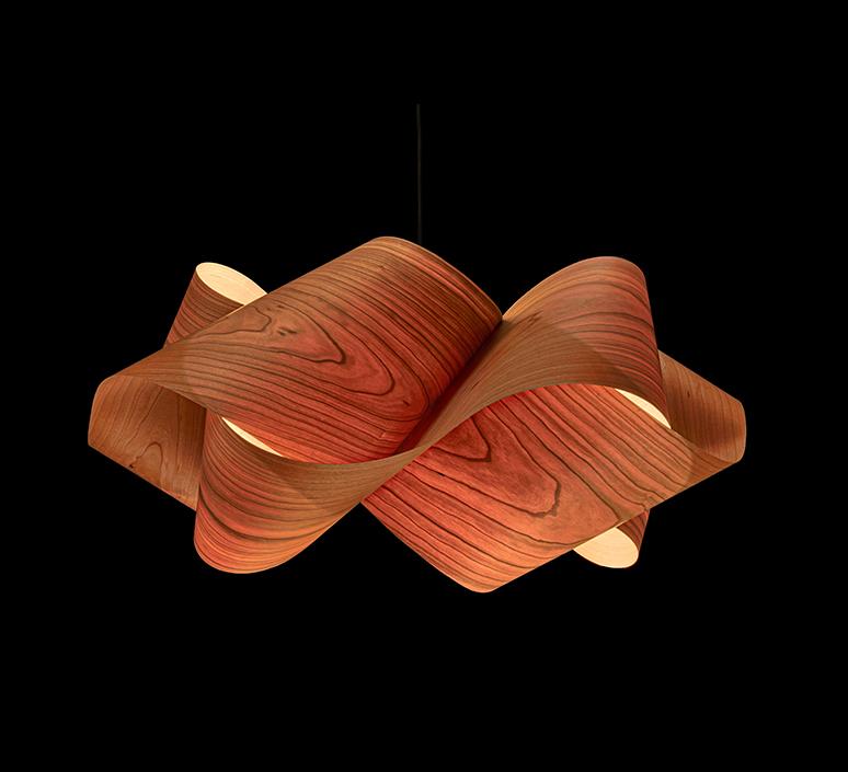 Swirl small ray power suspension pendant light  lzf swrl sp wh 21  design signed nedgis 106175 product