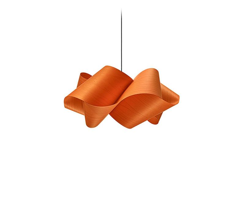 Suspension swirl sp 21 orange o54cm h25 lzf 85660 product