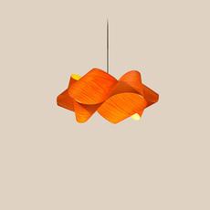 Suspension swirl sp 21 orange o54cm h25 lzf 85661 thumb
