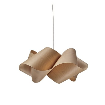 Suspension swirl sp 22 hetre naturel o54cm lzf normal
