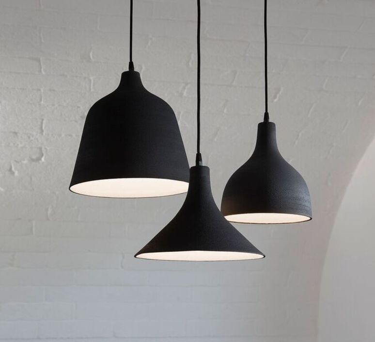 T black edmondo testaguzza suspension pendant light  karman se150 cn int  design signed 49496 product