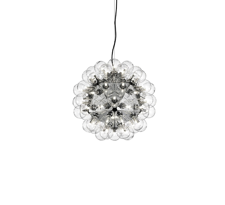 Taraxacum 88 marcel wanders suspension pendant light  flos f7430000  design signed nedgis 107444 product
