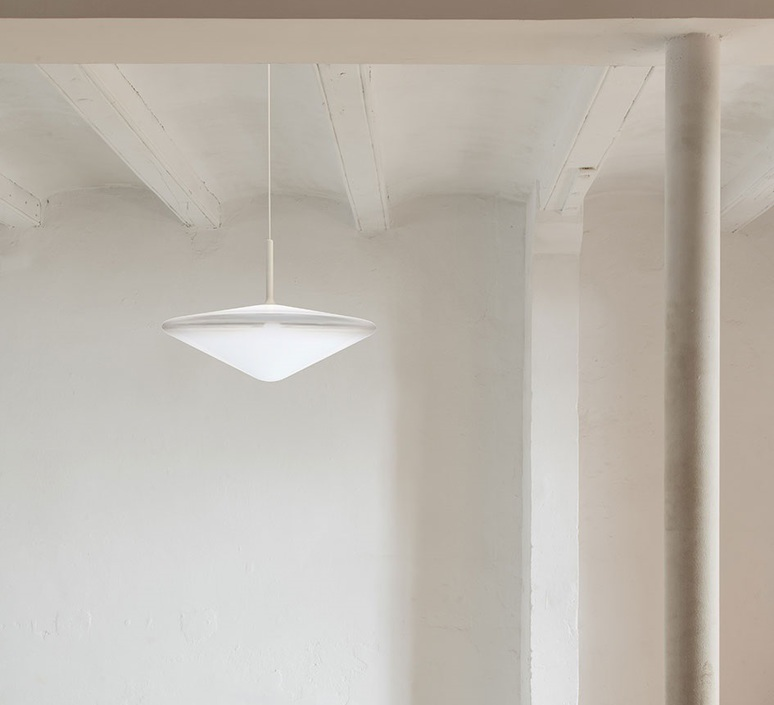 Tempo 5774 lievore altherr studio suspension pendant light  vibia 577458 1b  design signed nedgis 80527 product