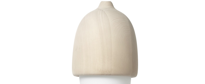 Suspension terho s bois tilleul opalin o13 5cm h21 5cm mater normal