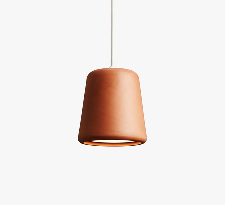 Terracotta noergaard kechayas suspension pendant light  newworks 20120  design signed 30659 product