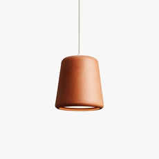 Terracotta noergaard kechayas suspension pendant light  newworks 20120  design signed 30659 thumb
