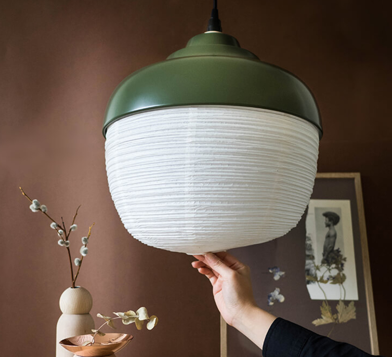 The new old light l kelly lin ketty shih alex yeh suspension pendant light  kimu k103 1203 mazegreen  design signed 55549 product