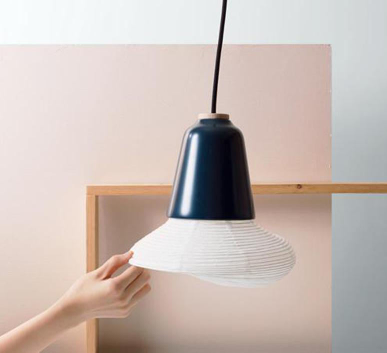 The new old light m kelly lin ketty shih alex yeh suspension pendant light  kimu k103 1202 navyblue  design signed 38982 product