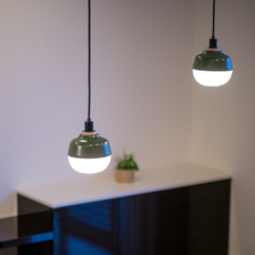 The new old light s kelly lin ketty shih alex yeh suspension pendant light  kimu k103 1201 mazegreen  design signed 38990 thumb