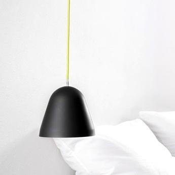 Suspension tilt s fil vert noir o18cm nyta normal