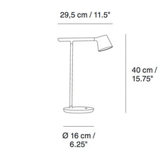Tip jens fager suspension pendant light  muuto 21310  design signed 39496 thumb