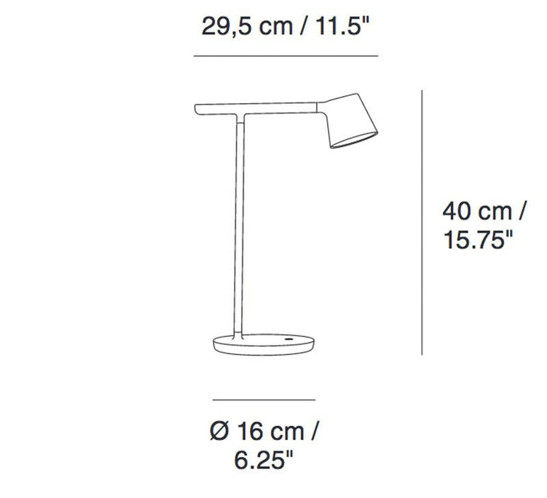 Tip jens fager suspension pendant light  muuto 21313  design signed 39501 product