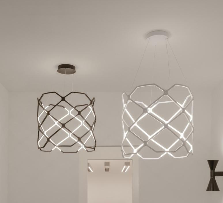 Titia arihiro miyake suspension pendant light  nemo lighting tit lww 51  design signed nedgis 68874 product