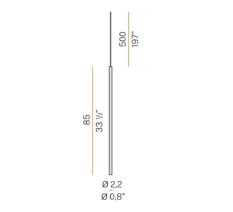 To be studio tecnico panzeri suspension pendant light  panzeri m02517 085 0510  design signed nedgis 116370 product