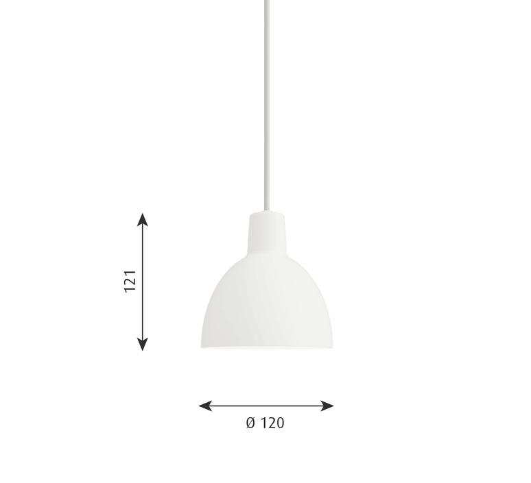Toldbod louis poulsen suspension pendant light  louis poulsen 5741099896  design signed nedgis 81941 product