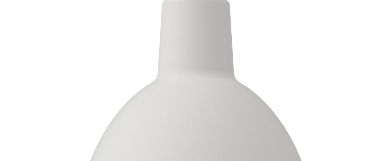 Suspension toldbod blanc o25cm h25 4cm louis poulsen normal