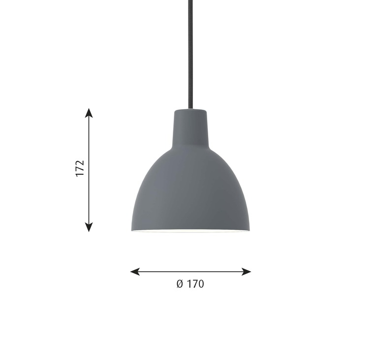 Toldbod louis poulsen suspension pendant light  louis poulsen 5741099919  design signed nedgis 81953 product