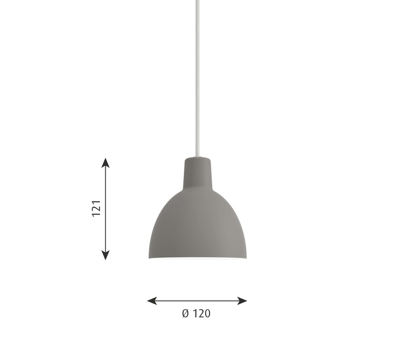 Toldbod louis poulsen suspension pendant light  louis poulsen 5741099906  design signed nedgis 81947 product