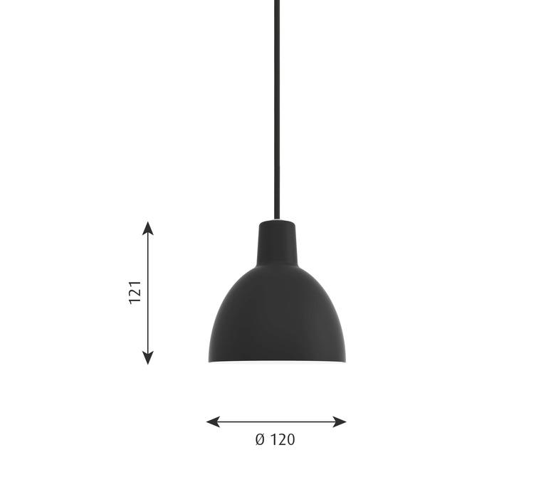Toldbod louis poulsen suspension pendant light  louis poulsen 5741099935  design signed nedgis 81962 product