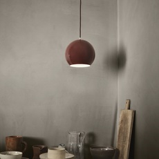 Topan vp6 verner panton suspension pendant light  andtradition 207845  design signed nedgis 82434 thumb