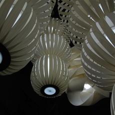 Totem s3 marivi calvo suspension pendant light  lzf dark tot3s 20  design signed 31866 thumb