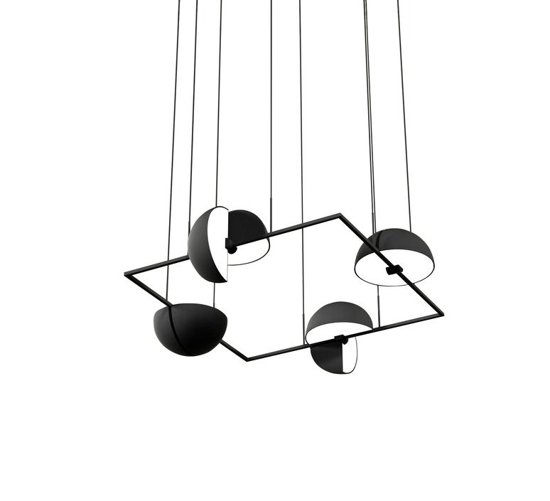 Trapeze quartette jette scheib suspension pendant light  oblure quartette jstr2003  design signed 57029 product