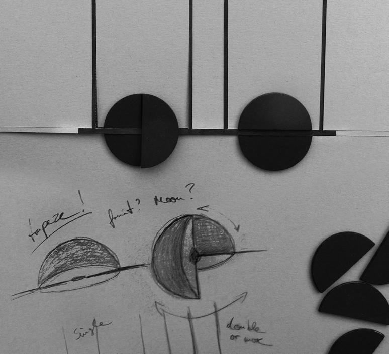 Trapeze quartette jette scheib suspension pendant light  oblure quartette jstr2003  design signed 57030 product