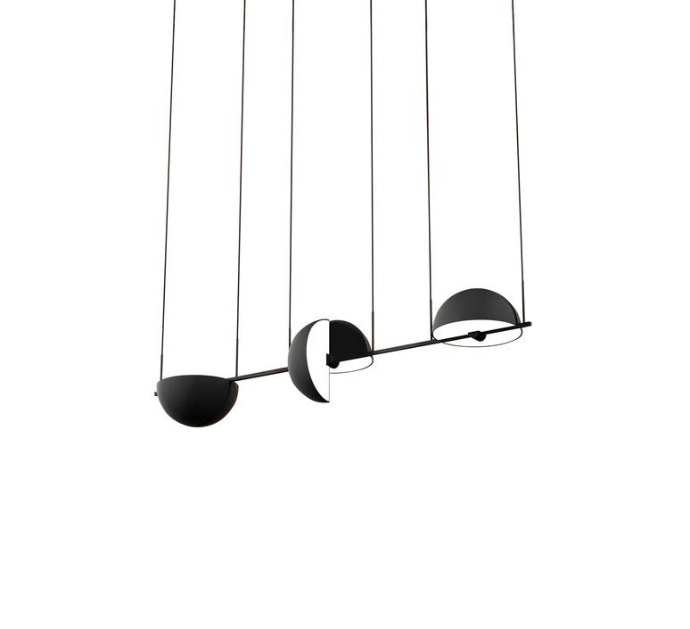 Trapeze triplette jette scheib suspension pendant light  oblure triplette jstr2003  design signed 58338 product