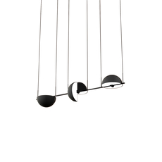 Trapeze triplette jette scheib suspension pendant light  oblure triplette jstr2003  design signed 58338 thumb