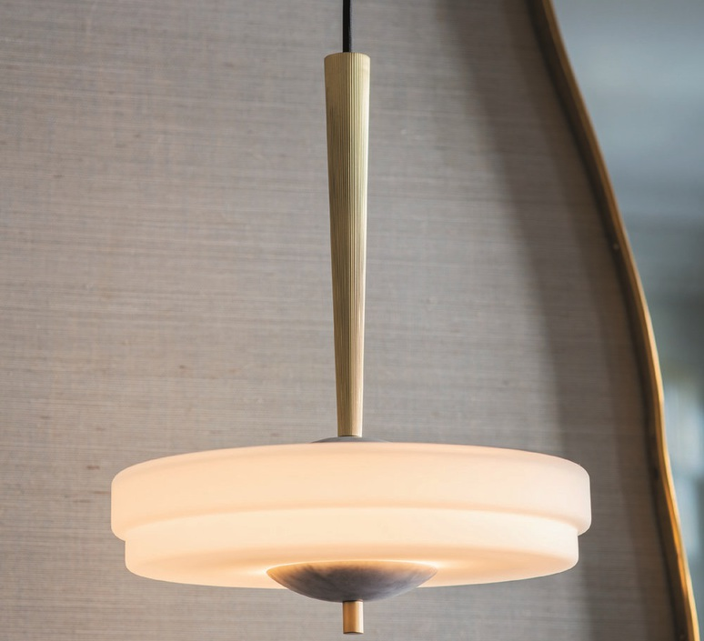 Trave robbie llewellyn et adam yeats suspension pendant light  bert frank trave pl carrara  design signed nedgis 75334 product
