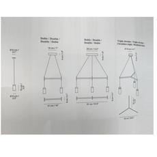 Triana la produqtora suspension pendant light  carpyen 1411120  design signed nedgis 69688 thumb