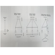 Triana la produqtora suspension pendant light  carpyen 1411001  design signed nedgis 69687 thumb