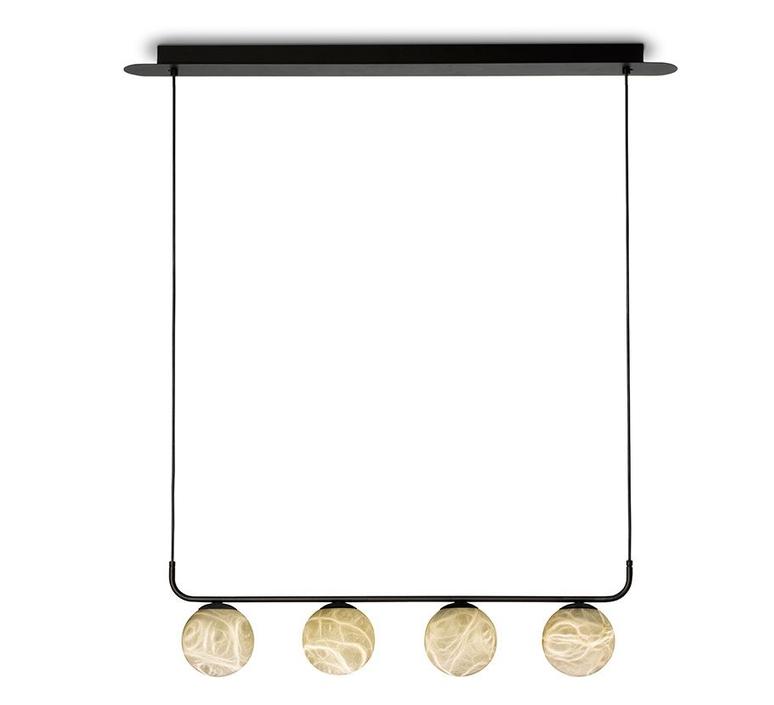 Tribeca jordi llopis suspension pendant light  alma light 5800 048rg  design signed nedgis 115418 product