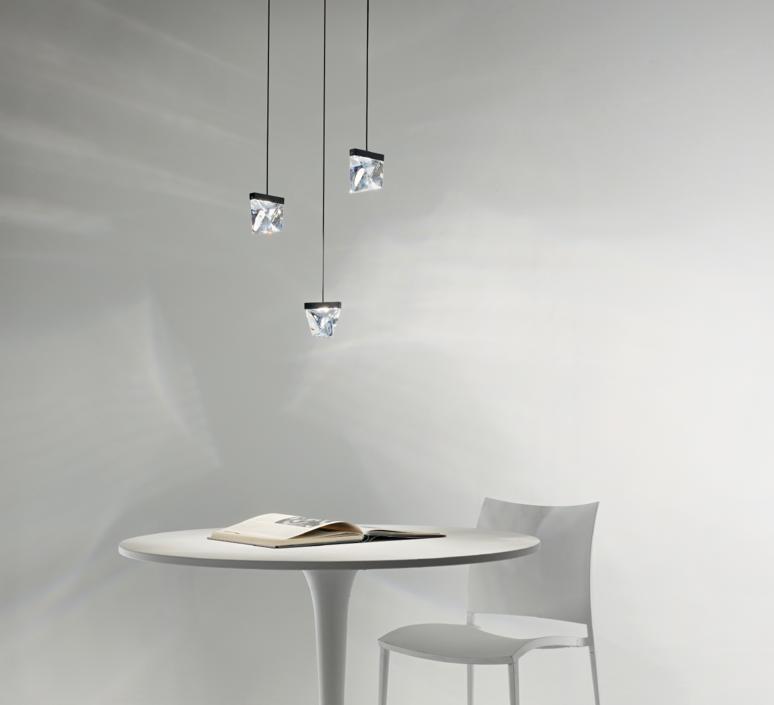 Tripla f41 devis busato giulia ciccarese suspension pendant light  fabbian f41a01 21  design signed 39985 product
