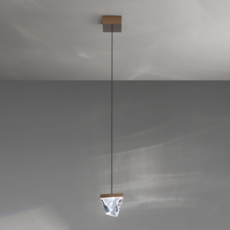 Tripla f41 devis busato giulia ciccarese suspension pendant light  fabbian f41a01 76  design signed 39988 thumb