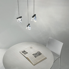 Tripla devis busato giulia ciccarese suspension pendant light  fabbian f41 g02 21  design signed nedgis 125906 thumb