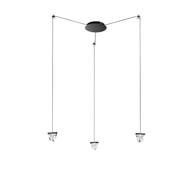 Tripla devis busato giulia ciccarese suspension pendant light  fabbian f41 g02 21  design signed nedgis 125907 product
