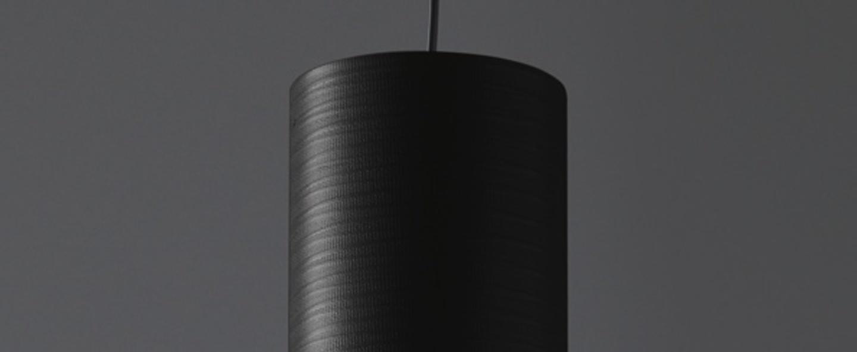Suspension tube 30 noir h30cm o10cm karboxx normal