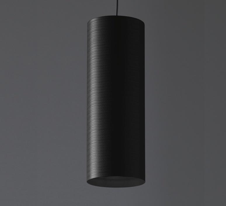 Pendant light tube 30 black h30cm 10cm karboxx nedgis tube 30 enrico franzolini suspension pendant light karboxx 01sp03001 design signed 33537 product mozeypictures Choice Image