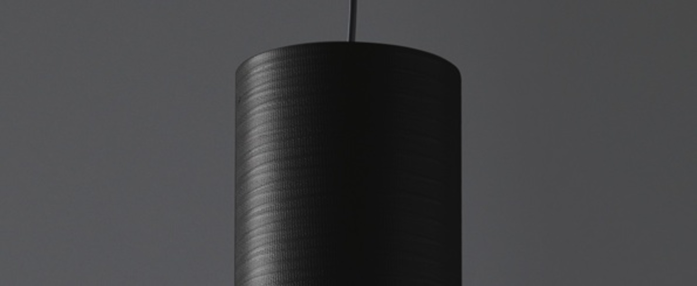 Suspension tube 40 noir h40cm o14cm karboxx normal