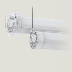 Tubo 50 on off low output  studio o m light suspension pendant light  om 43502 25 43704 99  design signed nedgis 77878 thumb