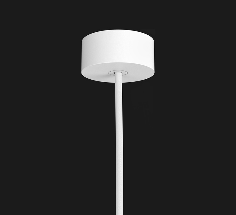 Tunnel led triple round  suspension pendant light  doxis 339 10000 830 01   design signed 57456 product