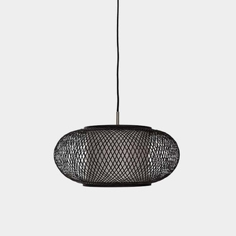 Suspension twiggy al shade marron o40cm h19cm ay illuminate normal