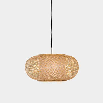 Suspension twiggy al shade naturel o40cm h19cm ay illuminate normal