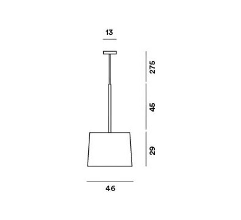 Twiggy marc sadler suspension pendant light  foscarini 15900720  design signed nedgis 84807 product