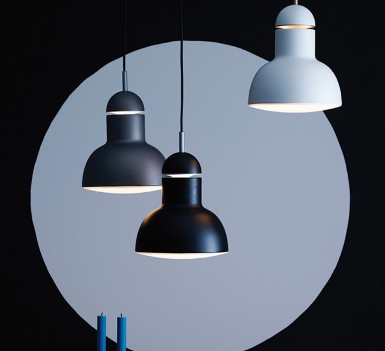 Type 75 maxi sir kenneth grange suspension pendant light  anglepoise 31298  design signed 41051 product