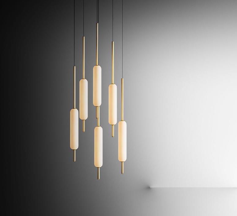 Typha 03 calvi brambilla suspension pendant light  il fanale 285 03 on  design signed nedgis 109591 product