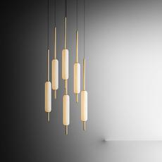 Typha 03 calvi brambilla suspension pendant light  il fanale 285 03 on  design signed nedgis 109591 thumb