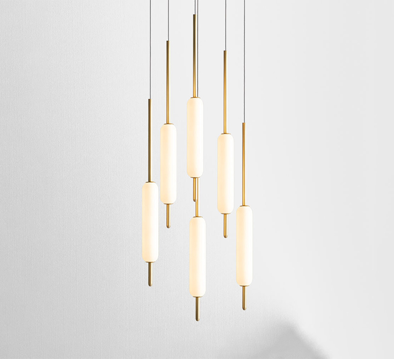 Typha 03 calvi brambilla suspension pendant light  il fanale 285 03 on  design signed nedgis 109593 product