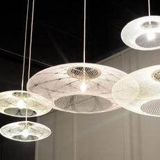 Ufo medium  suspension pendant light  atelier robotiq ufo medium white  design signed 42973 thumb